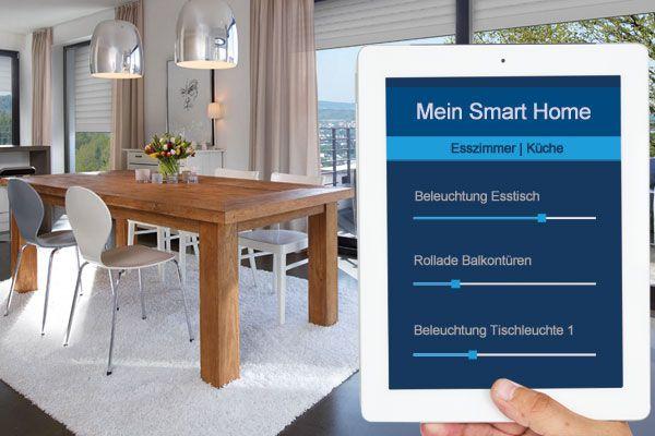 Smart Home: Übersicht - Lichtgestaltung und Elektrotechnik aus ...